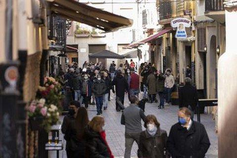 Spanien war eine Zeit lang eines der am stärksten vom Coronavirus betroffenen Länder in Europa.