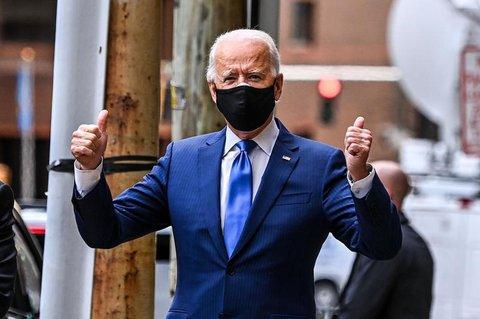 Der gewählte US-Präsident Joe Biden