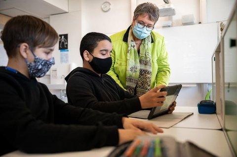 Unter Lehrerenden ist die Angst vor einer Infektion mit dem Coronavirus besonders groß.