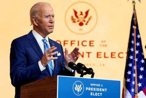 Der gewählte US-Präsident Joe Biden warnt seine Landsleute vor Zehntausenden weiteren Corona-Toten.
