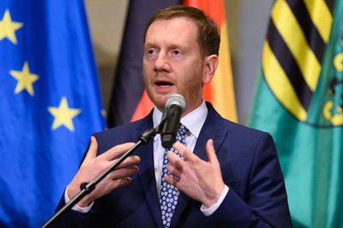 Sachsens Ministerpräsient Michael Kretschmer (CDU).