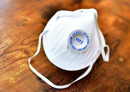 FFP2-Masken bieten einen besseren Schutz.