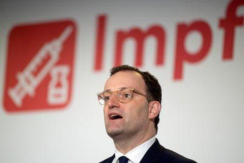 Laut Bundesgesundheitsminister Jens Spahn (CDU) sind erste Impfungen in Deutschland gegen Jahresende möglich.
