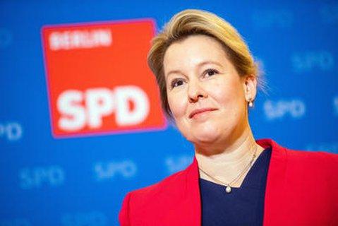 Geht es nach Bundesfamilienminister Franziska Giffey (SPD), sollen Erzieherinnen früher geimpft werden als andere Bevölkerungsteile.