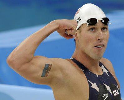 Klate Keller bei den Olympischen Spielen 2008