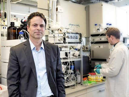 Mitgründer des Impfstoffherstellers Curevac: Ingmar Hoerr.