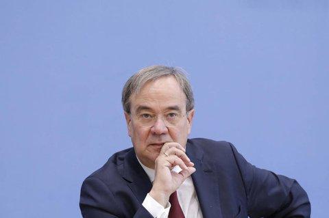 NRW-Ministerpräsident und CDU-Vorsitzkandidat Armin Laschet