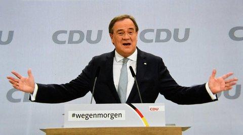 Neuer Vorsitzender der CDU: Armin Laschet.