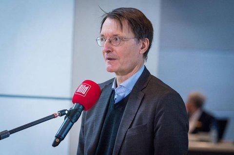 Der SPD-Gesundheitsexperte Karl Lauterbach.