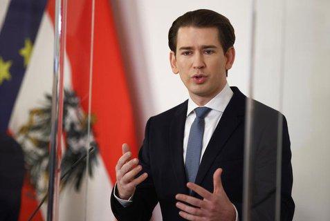 Österreichs Bundeskanzler Sebastian Kurz.