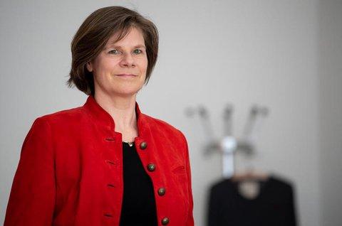 Die Virologin Ulrike Protzer