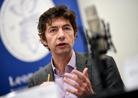Der Berliner Virologe Christian Drosten.