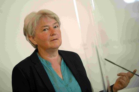 Leiterin des Zentrums für Virologie der MedUni  Wien: Elisabeth Puchhammer.