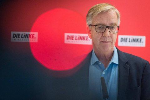 Dietmar Bartsch, Vorsitzender der Linksfraktion im Bundestag