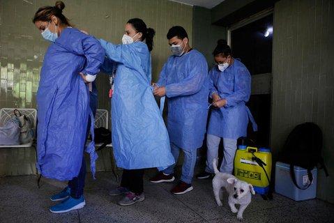 Venezuela: Seit Beginn der Pandemie vor gut einem Jahr ist die Zahl der weltweit nachgewiesenenCorona-Infektionenauf mehr als 100 Millionen angestiegen.