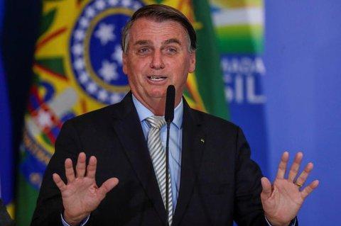 Brasiliens Präsident Jair Bolsonaro