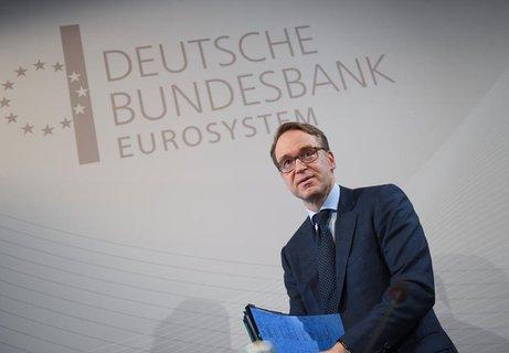 """""""Die erhöhte Risikovorsorge ist der Hauptgrund, weshalb die Bundesbank für 2020 ein ausgeglichenes Jahresergebnis ausweist"""", sagte Bundesbank-Präsident Jens Weidmann am Mittwoch."""