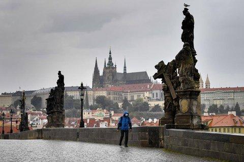 Die Krankenhäuser in Tschechien melden eine Rekordzahl an Covid-19-Patienten.