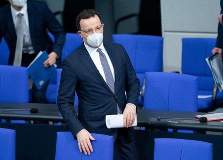 Jens Spahn hatte ursprünglich kostenlose Selbsttests ab dem 1. März angekündigt.