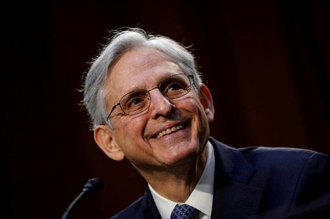 Bidens Wunschkandidat: Der neue US-Justizminister Merryck Garland.