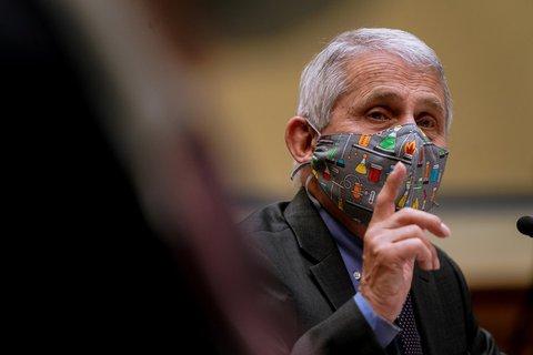 US-Seuchenexperte Dr. Anthony Fauci.