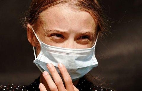 Die Klimaaktivistin Greta Thunberg hat sich den Appellen für eine weltweit faire Verteilung von Impfstoffen gegen Covid-19 angeschlossen.