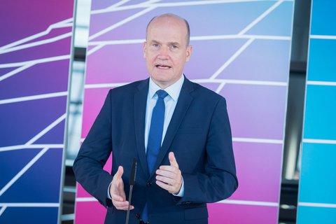 Bundestagsfraktionschef Ralph Brinkhaus
