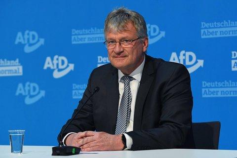 AfD-Vorsitzender Jörg Meuthen