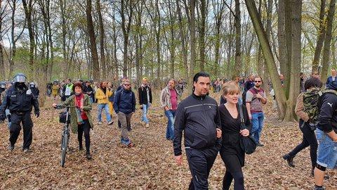 Tiergarten nahe Ahornsteig