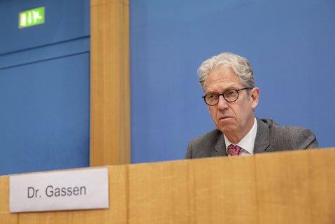 Dr. Andreas Gassen,  Vorstandsvorsitzender Kassenärztliche Bundesvereinigung