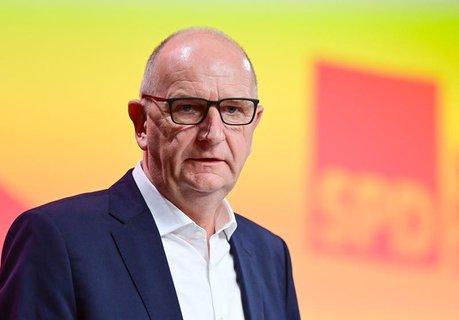 Brandenburgs Ministerpräsident und Polen-Beauftragter der Bundesregierung Dietmar Woidke (SPD)