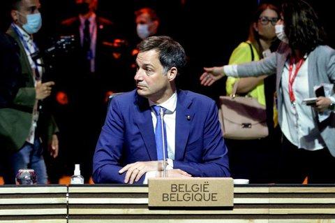 Regierungschef Alexander De Croo halte es für