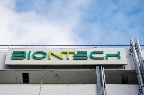 Firmengebäude von Biontech