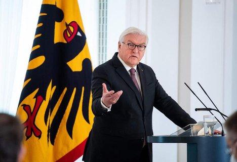 Bundespräsident Frank-Walter Steinmeier.