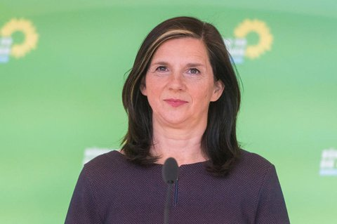 Katrin Göring-Eckardt Fraktionsvorsitzende Bündnis 90/Die Grünen