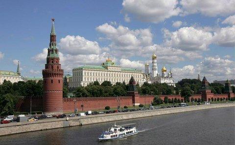 Der Kreml in Moskau (Archivfoto)