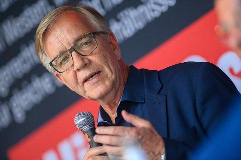 Sieht für die Linke im Bund eine ganz andere Ausgangslage: Spitzenkandidat Bartsch.