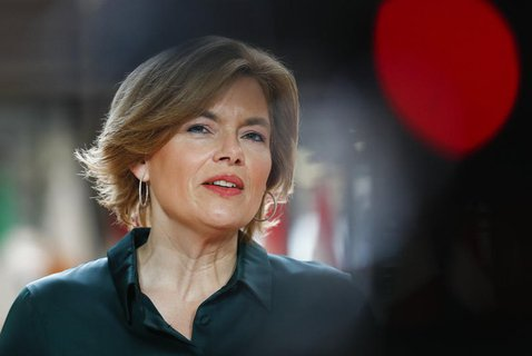 Die CDU-Vizevorsitzende Julia Klöckner hat den Wahlerfolg in Sachsen-Anhalt mit der Abgrenzung gegenüber der AfD erklärt.