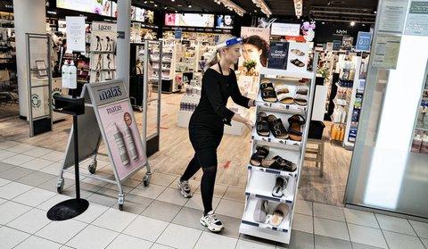 Anfang Juni durften in Dänemark die Geschäfte öffnen.