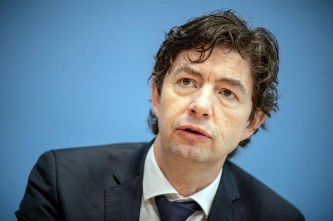 Drosten war zu Gast im brandenburgischen Landtag.