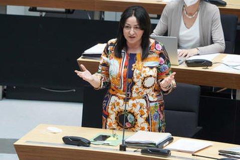 Gesundheitssenatorin Dilek Kalayci (SPD)