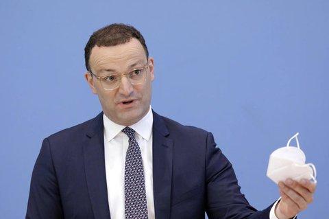 Bundesgesundheitsminister Jens Spahn rechtfertigt das Vorgehen seines Ministeriums bei der Maskenbeschaffung.