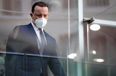 Jens Spahn soll auch nach Aufhebung der epidemischen Lage Sonderrecht behalten.