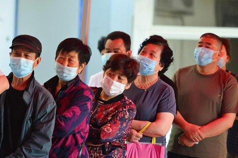 Bereits eine Milliarde Menschen sind in China gegen das Corona-Virus geimpft worden.