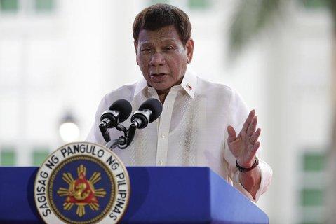 Rodrigo Duterte will rigoros gegen Impfverweigerer vorgehen.