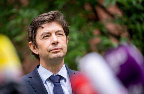 Charité-Chef-Virologe Drosten.