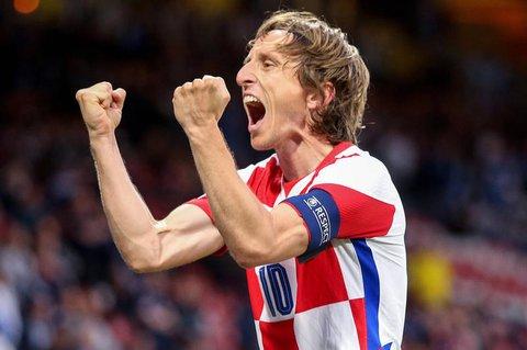 Brachte Kroatien auf die Siegerstraße: Luka Modric.