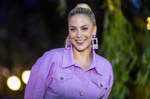 Schauspielerin und Sängerin (LaFee): Christina Klein.
