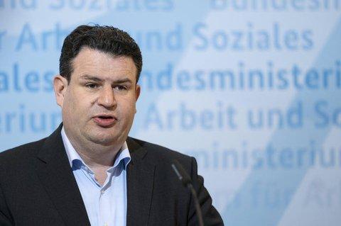 Bundesarbeitsminister Hubertus Heil (SPD).