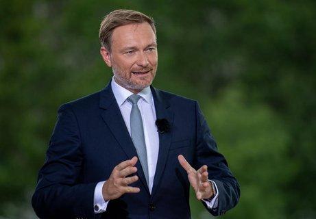 FDP-Chef Lindner will einen erneuten Lockdown vermeiden.